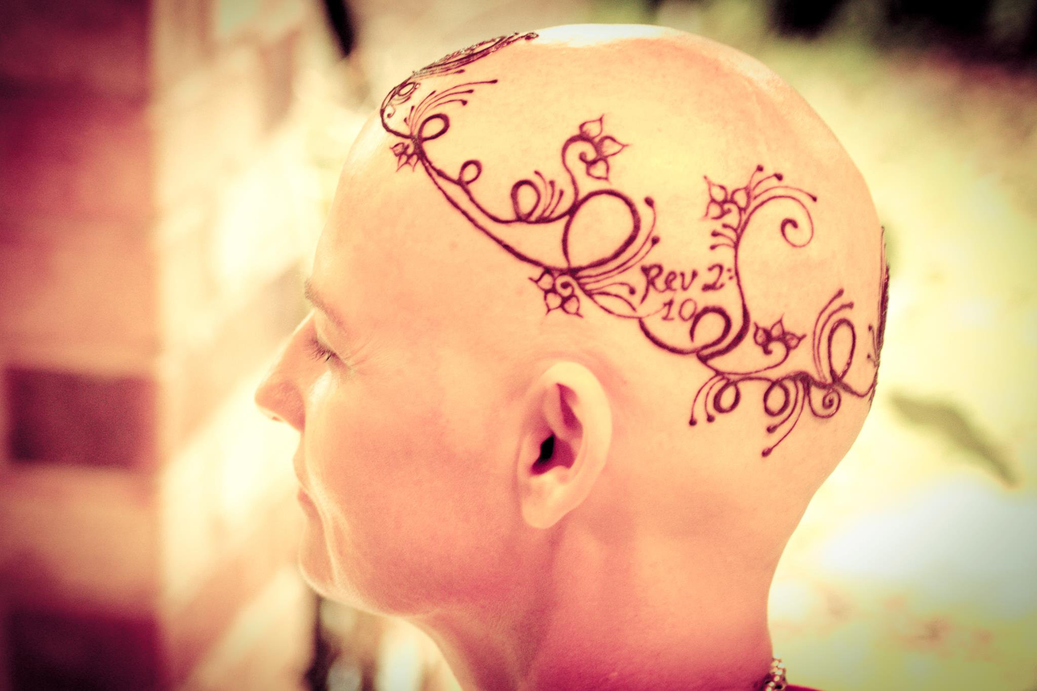 chemo crown henna brisbane