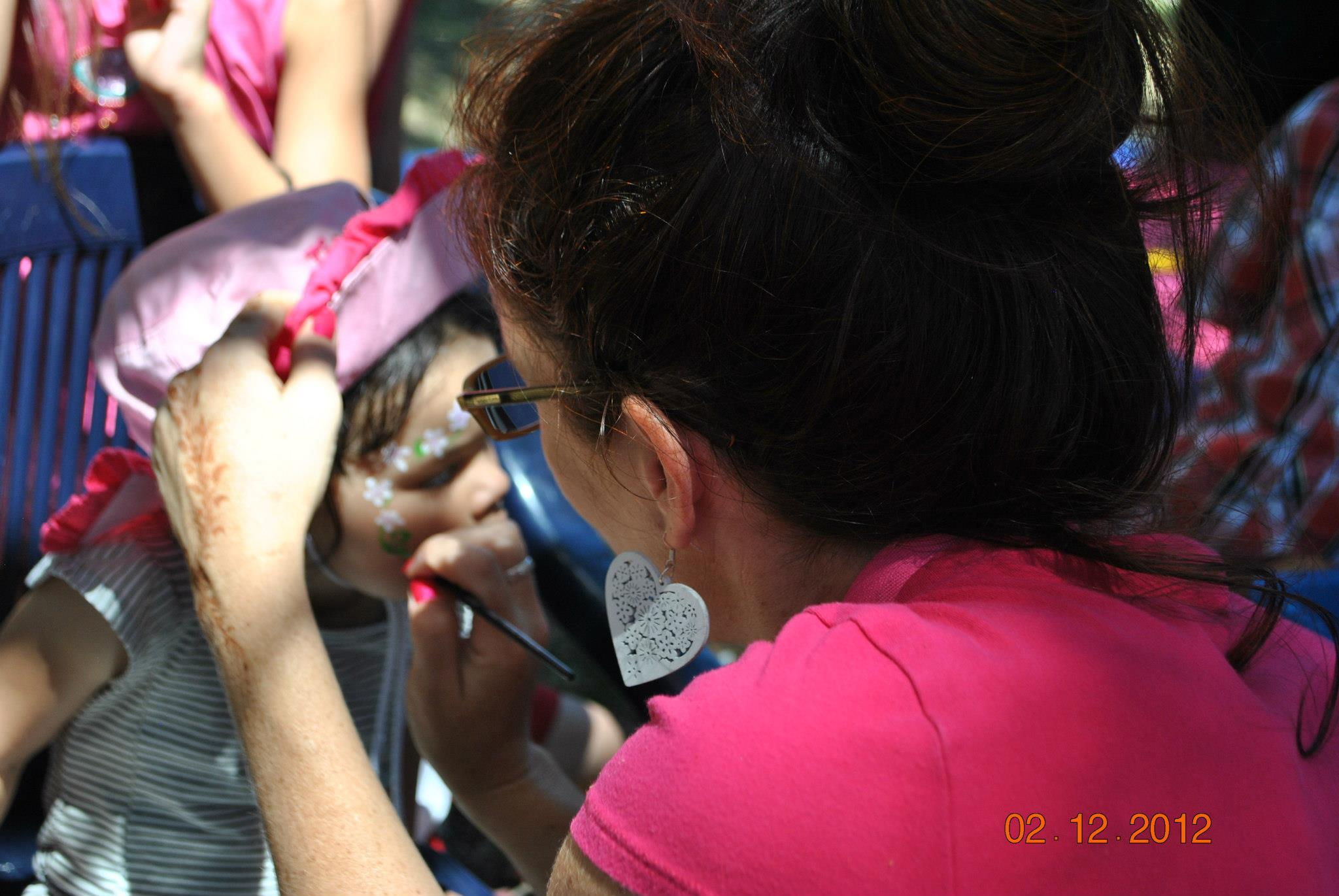 gold coast Face painting
